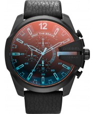 Diesel DZ4323 Mens Mega Chief Black Chronograph Watch