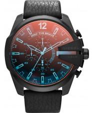 Diesel DZ4323 Mens Mega Chief Black Chronograph Watch