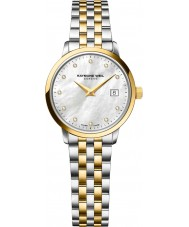 Raymond Weil 5988-STP-97081 Ladies Toccata Two Tone Steel Diamond Watch