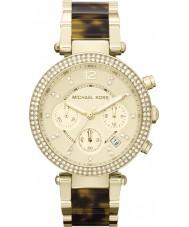 Michael Kors MK5688 Ladies Gold Chronograph Watch
