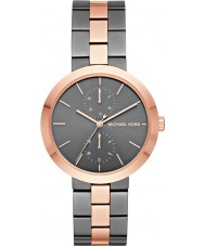 Michael Kors MK6431 Ladies Garner Two Tone Steel Bracelet Watch