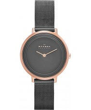 Skagen SKW2277 Ladies Ditte Grey Steel Mesh Watch