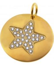 Edblad 41630056 Ladies Charmentity Star Pendant