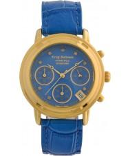Krug-Baumen 150578DL Ladies Principle Diamond Watch