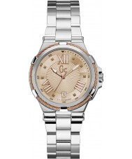 Gc Y34007L3 Ladies Structura Cable Watch
