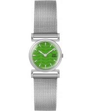 Orla Kiely OK4013 Ladies Cecelia Silver Mesh Bracelet Watch