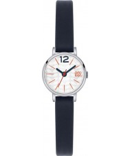 Orla Kiely OK2009 Ladies Frankie Navy Leather Strap Watch