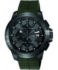 Puma PU103891002 Drill Green Silicone Strap Chronograph Watch