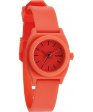 Nixon Ladies Small Time Teller P Red Pepper Watch