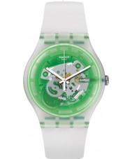 Swatch SUOK131 Greenmazing Watch
