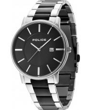 Police 14496JSTU-02M London Two Tone Steel Bracelet Watch