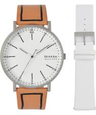 Skagen SKW1110 Mens Signatur Watch and Strap Gift Set