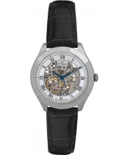 Rotary GS90508-02 Mens Les Originales Jura Automatic Skeleton Silver Watch