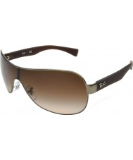 Ray-Ban RB3471 32 Youngster Matte Gunmetal 029-13 Sunglasses