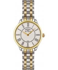 Rotary LB02916-06 Ladies Timepieces Elise Two Tone Gold Watch
