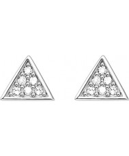 Thomas Sabo D-H0002-725-14 Ladies Glam and Soul 925 Sterling Silver Diamond Stud Earrings