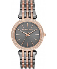 Michael Kors MK3584 Ladies Darci Two Tone Steel Bracelet Watch