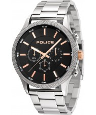 Police 15002JS-02M Mens Pace Watch