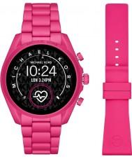 Michael Kors Access MKT5099 Ladies Bradshaw Smartwatch and Strap Gift Set