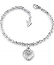 Guess UBB28024-L Ladies Follow My Charm Bracelet