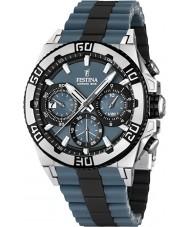 Festina F16659-3 Mens Chrono Bike 2013 Blue and Black Watch