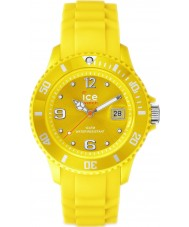 Ice-Watch 000137 Sili Forever Yellow Strap Watch
