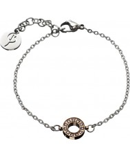 Edblad Ladies Eternity Mini Rose Gold Bracelet