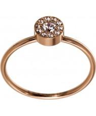 Edblad Ladies Thassos Mini Rose Gold Ring