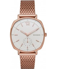Skagen SKW2401 Mens Rungsted Rose Gold Mesh Bracelet Watch