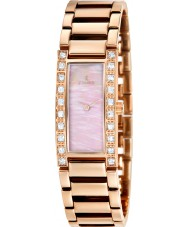 Fjord FJ-6012-55 Ladies Aasa 2 Hand Rose Gold Watch