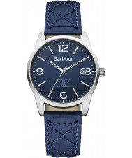 Barbour BB026BLBL Mens Alanby Navy Fabric Strap Watch