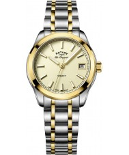 Rotary LB90174-03 Ladies Timepieces Legacy Two Tone Steel Bracelet Watch