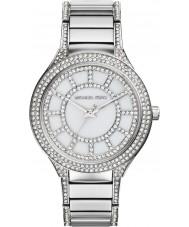 Michael Kors MK3311 Ladies Kerry Silver Tone Watch