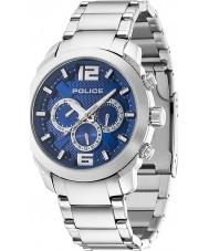 Police 13934JS-03M Mens Triumph Silver Steel Watch