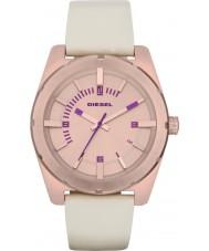 Diesel DZ5358 Ladies Good Company Rose Gold Cream Watch