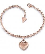 Guess UBB28026-L Ladies Follow My Charm Bracelet