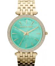 Michael Kors MK3498 Ladies Darci Gold Steel Bracelet Watch