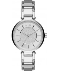 Armani Exchange AX5315 Ladies Urban Silver Steel Bracelet Watch