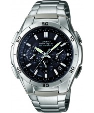 Casio WVQ-M410D-1AER Mens Wave Ceptor Silver Chronograph Watch