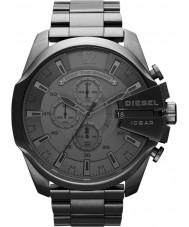 Diesel DZ4282 Mens Mega Chief Gunmetal Chronograph Watch