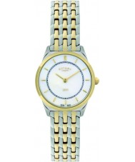 Rotary LB08001-02 Ladies Ultra Slim Two Tone Watch