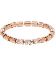 Fossil Ladies Vintage Glitz Rose Gold Plated Bracelet