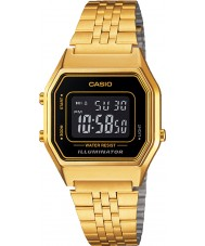Casio LA680WEGA-1BER Collection Classic Gold Plated Watch