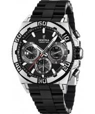 Festina F16659-5 Mens Chrono Bike 2013 All Black Watch