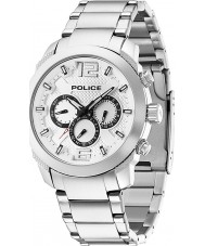 Police 13934JS-04M Mens Triumph Silver Steel Watch