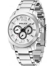 Police 13934JS-04M Mens Triumph Silver Steel Watch