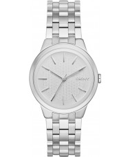 DKNY NY2381 Ladies Park Slope Silver Steel Bracelet Watch