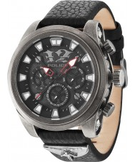 Police 14473JSQS-02 Mens Mephisto Black Watch
