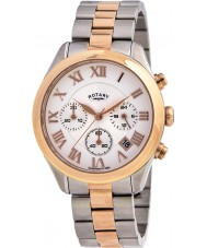 Rotary LB006-C-01 Ladies Aquaspeed Summer Rose Watch