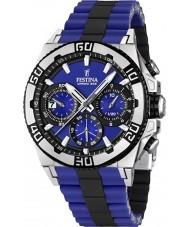 Festina F16659-6 Mens Chrono Bike 2013 Blue and Black Watch